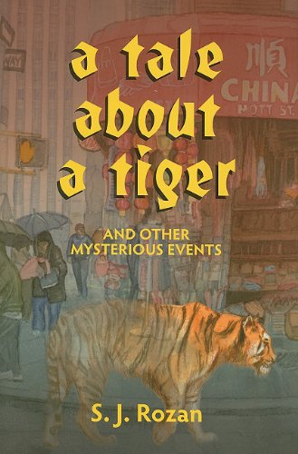 9781932009897: A Tale about a Tiger and Other Mysterious Events