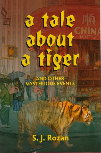 9781932009903: A Tale About a Tiger and Other Mysterious Events