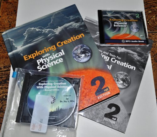 9781932012026: Exploring Creation With Physical Science