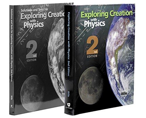 9781932012453: Exploring Creation with Physics - Basic Set