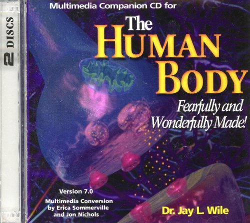 9781932012538: Multimedia Companion CD (The Human Body: Fearfully and Wonderfully Made)