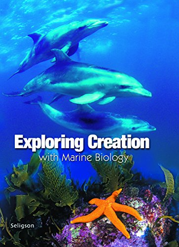 Exploring Creation with Marine Biology, Student Text only: Sherri Seligson