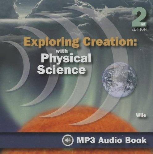 9781932012835: Exploring Creation: With Physical Science