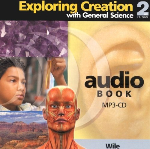 9781932012927: Exploring Creation with General Science 2nd Edition Audio Book MP3-CD