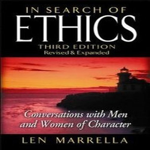 9781932021318: In Search of Ethics: Conversations With Men and Women of Character