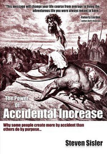 9781932021615: (Power of Accidental Increase: Why Some People Create More by Accident Than Others Do by Purpose...) By Steven Sisler (Author) Paperback on (Jun , 2010)