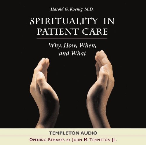 9781932031867: Spirituality In Patient Aud CD