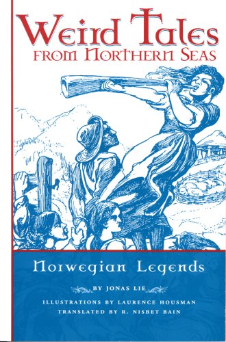9781932043419: Weird Tales from Northern Seas: Norwegian Legends