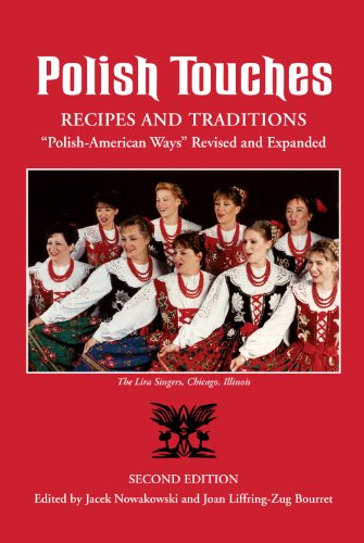 9781932043754: Polish Touches: Recipes and Traditions