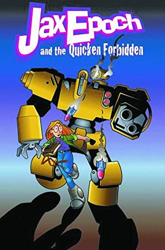 9781932051117: Jax Epoch And The Quicken Forbidden Volume 1: Borrowed Magic (v. 1)