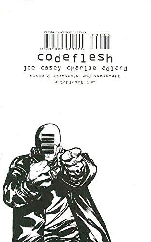 9781932051155: Codeflesh