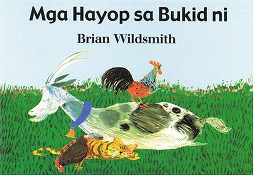 9781932065299: Brian Wildsmith's: Mga Hayop sa Bukid ni (Tagalog Edition)