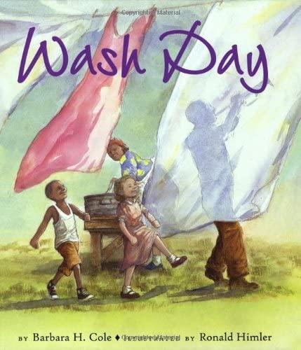 Wash Day: Cole, Barbara H.