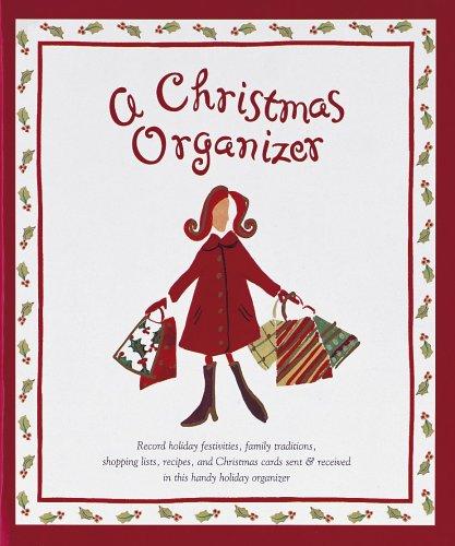 Hoiday Bustle Seasonal Organizer: Bustle, Holiday