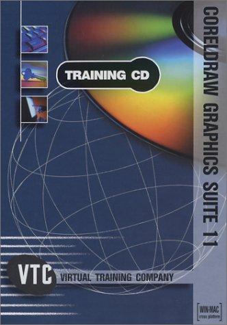 9781932072495: CorelDRAW Graphics Suite 11 VTC Training CD