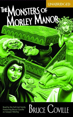 9781932076189: The Monsters of Morley Manor: A Madcap Adventure