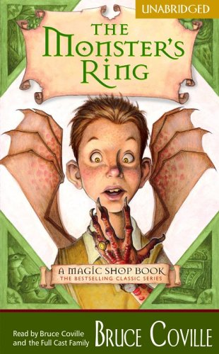 9781932076219: The Monster's Ring (Economy): A Magic Shop Book