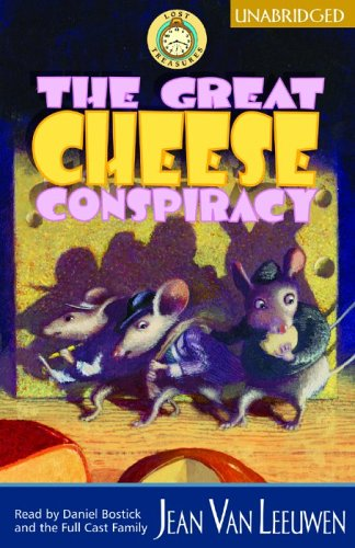 The Great Cheese Conspiracy (193207676X) by Jean Van Leeuwen