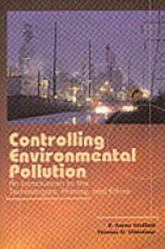 Controlling Environmental Pollution: Distefano, Thomas D.;