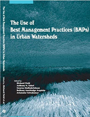 9781932078466: The Use of Best Management Pratices (BMPs) in Urban Watersheds