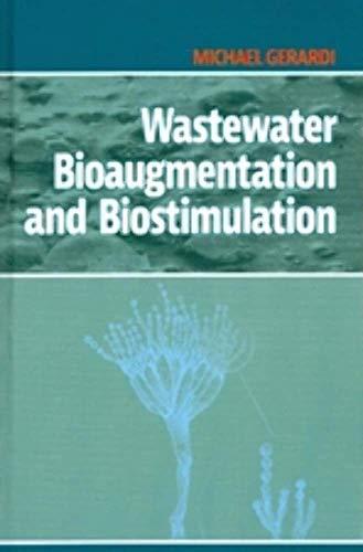 9781932078787: Wastewater Bioaugmentation and Biostimulation