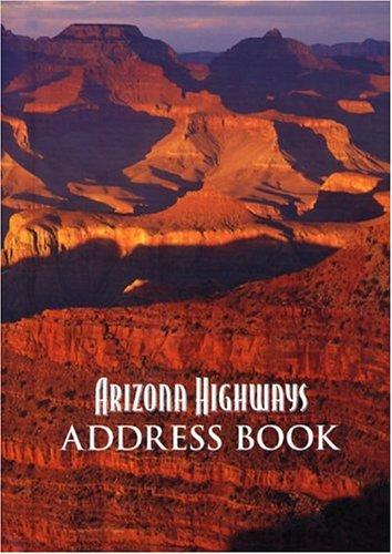 9781932082265: Arizona Highways Address Book