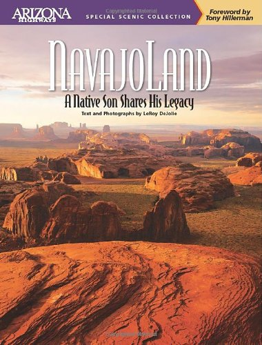 9781932082425: Navajoland: A Native Son Shares His Legacy (Arizona Highways Special Scenic Collection) (Arizona Highways Special Scenic Collections)
