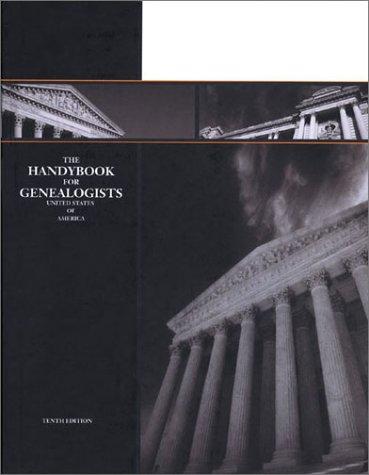 Handybook for Genealogists: Everton Publishers Staff