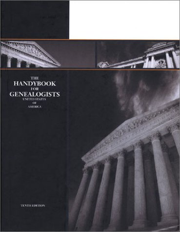 9781932088007: The Handybook for Genealogists : United States of America (10th Edition)