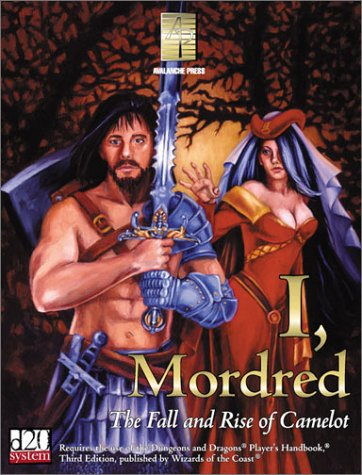 9781932091007: I, Mordred: The Fall & Rise Of Camelot (D&D d20 Fantasy Roleplaying)