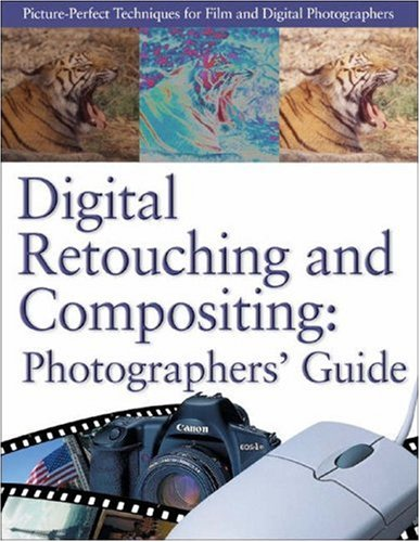 9781932094190: Digital Retouching and Compositing: Photographers' Guide (Power!)