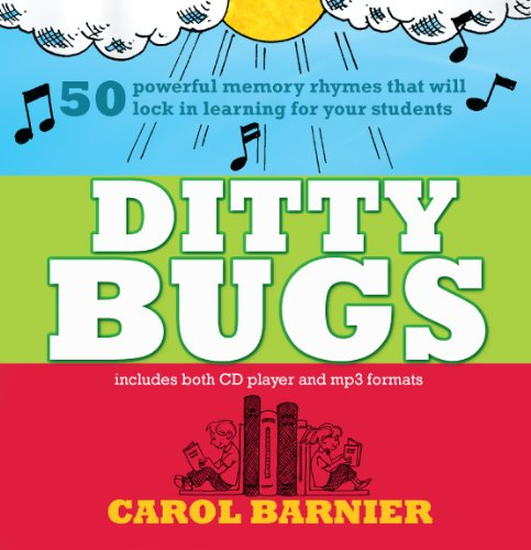 9781932096699: Ditty Bugs - 50 Powerful Memory Rhymes