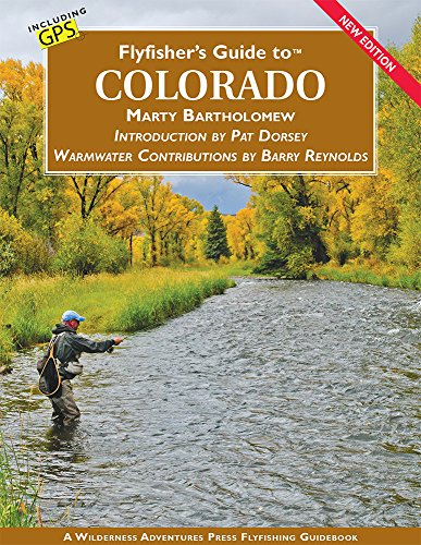 9781932098648: Flyfisher's Guide to Colorado