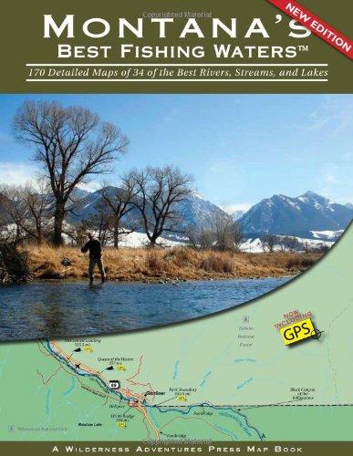 9781932098884: Montana's Best Fishing Waters