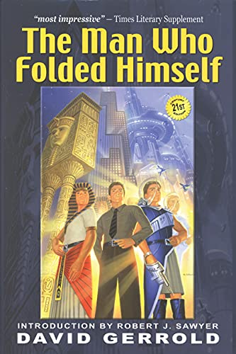 9781932100044: The Man Who Folded Himself