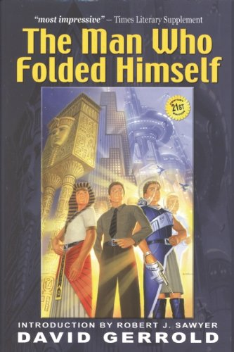 9781932100068: The Man Who Folded Himself
