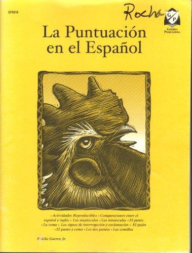 9781932102192: La Puntuacion en el Español