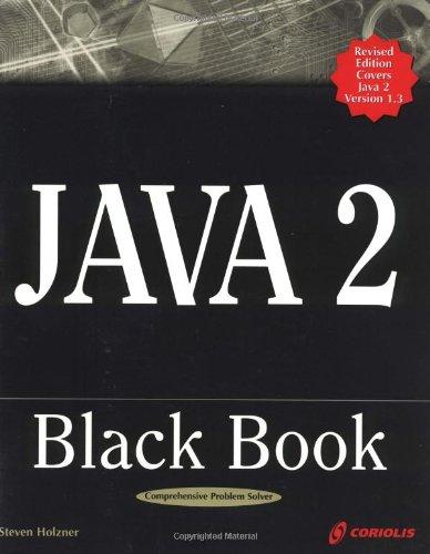 9781932111002: Java Black Book