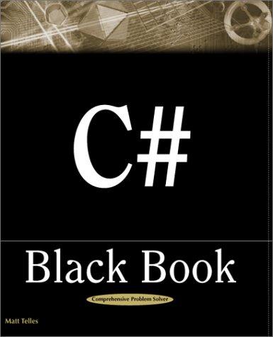 9781932111170: C# Black Book: Comprehensive Problem Solver (Black Book (Paraglyph Press))
