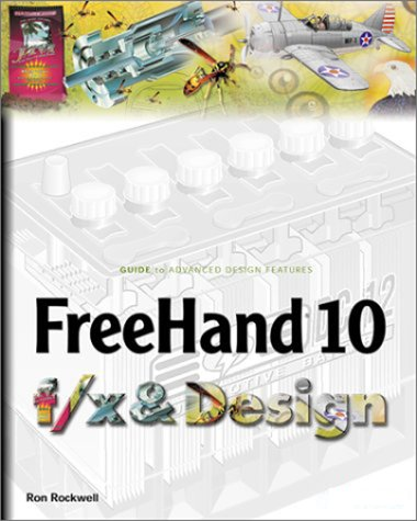 9781932111477: Freehand 10 f/x and Design
