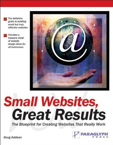 Small Websites, Great Results: Doug Addison
