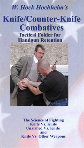 9781932113204: Tactical Folder for Handgun Retention [VHS]
