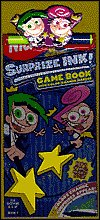 9781932125719: Fairly Odd Parents: Surprise Ink Clipboard - Book & Toy