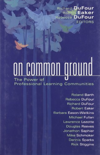 On Common Ground: The Power of Professional: Roland Barth, Rebecca
