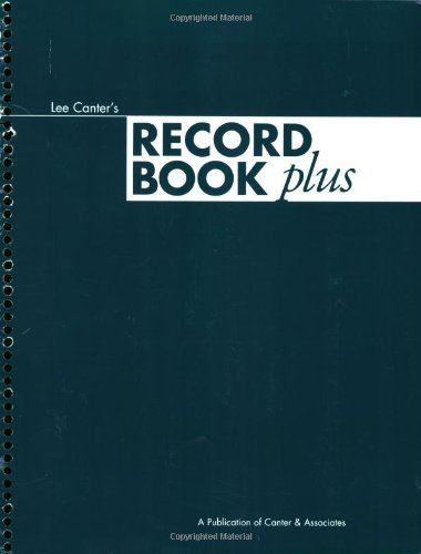 Record Book Plus (1932127593) by Lee Canter