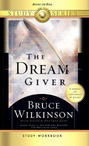 9781932131260: The DreamGiver Study Workbook: Study Series