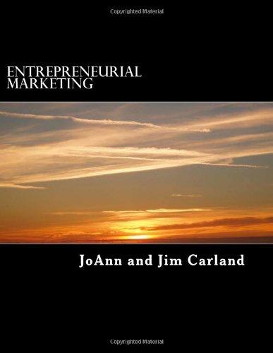 9781932155570: Entrepreneurial Marketing