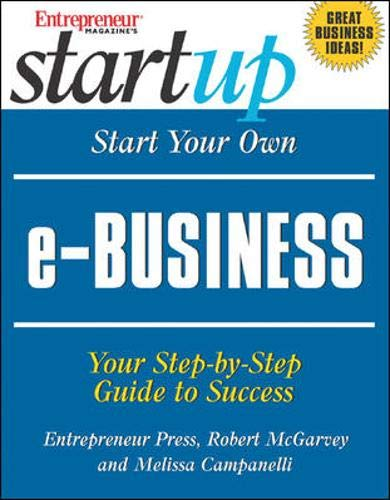 9781932156744: Start Your own E-Business