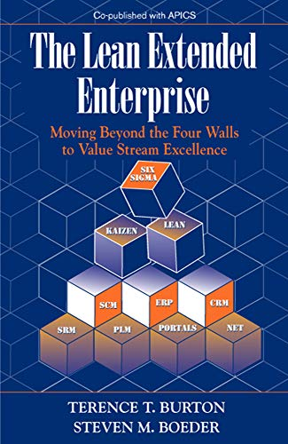 9781932159127: The Lean Extended Enterprise: Moving Beyond the Four Walls to Value Stream Excellence