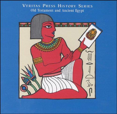 Veritas Press Old Testament and Ancient Egypt Enhanced Teacher's Manual CD Rom: Laurie Detweiler
